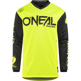 ONeal Threat Jersey Men, RIDER neon yellow